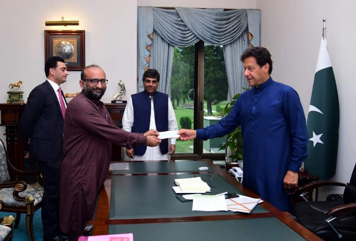 Pak PM Imran Khan likely to be tested for COVID-19