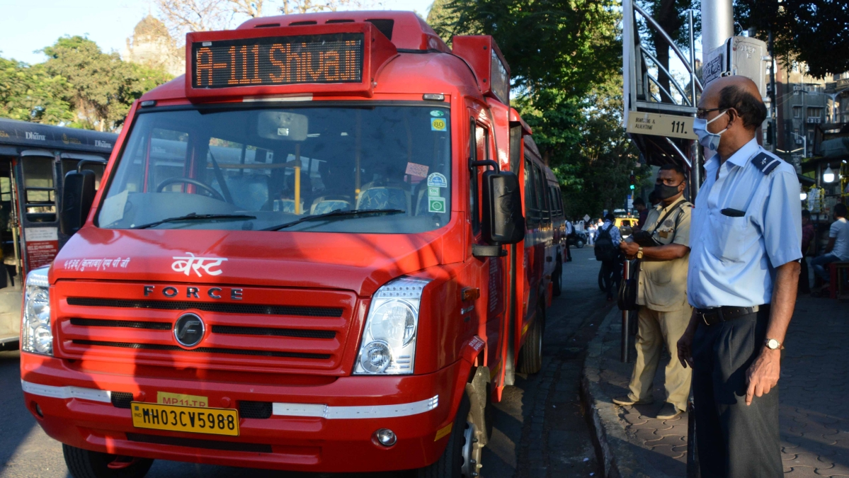 Mumbai: From now on, BEST buses to be manned by driver alone