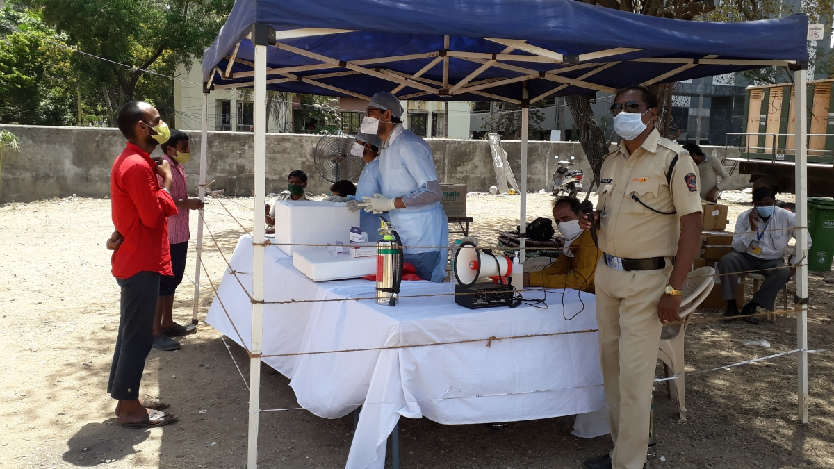 Coronavirus in Mumbai: Six new cases COVID 19 cases reported from Dharavi in a day