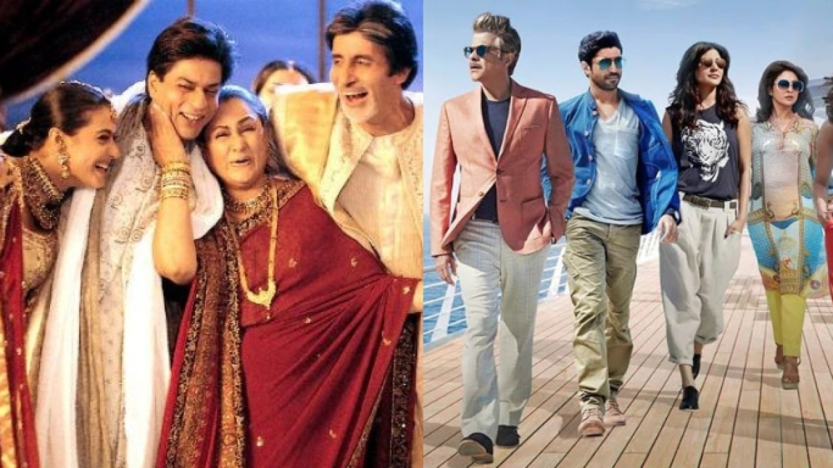 'Kabhi Khushi Kabhi Gham','Dil Dhadakne Do' and more; 5 family films to keep your family tension away amid lockdown