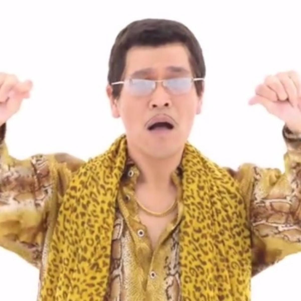 'Pineapple Apple Pen' singer Pikotaro releases new track on coronavirus; watch video