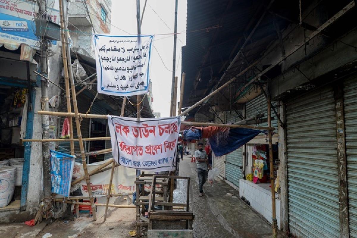 Coronavirus update: Bangladesh government to extend shutdown as COVID-19 situation worsens