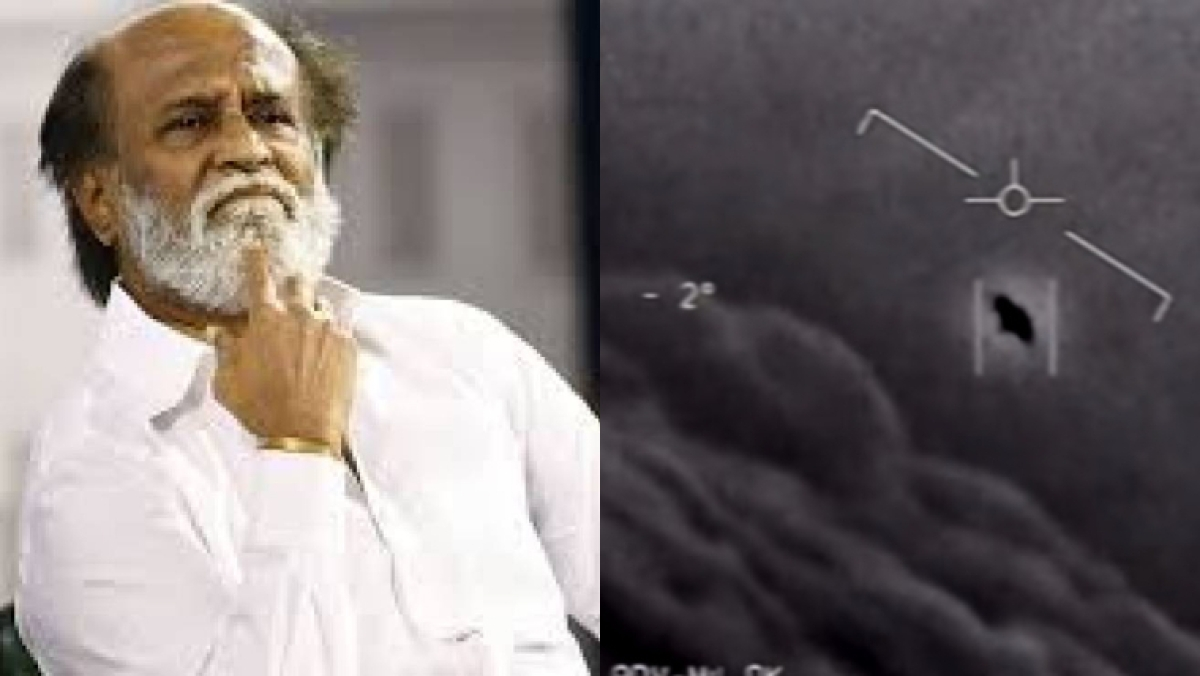 'Rajinikanth playing Frisbee': After Pentagon releases UFO videos, Twitter erupts with memes and jokes