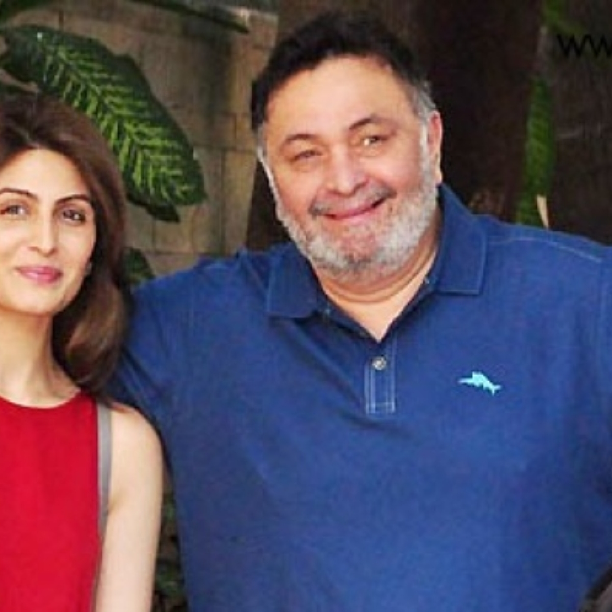 Rishi Kapoor's daughter to take marathon 1,400 km road trip to get home for dad's funeral
