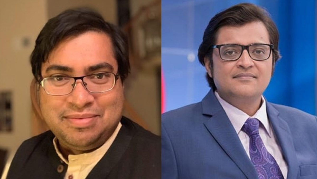 Congress IT cell targets wrong Arnab on Twitter after journalist's Sonia Gandhi comments