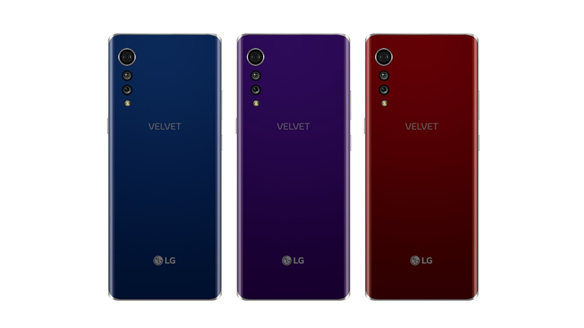 LG names next flagship smartphone Velvet