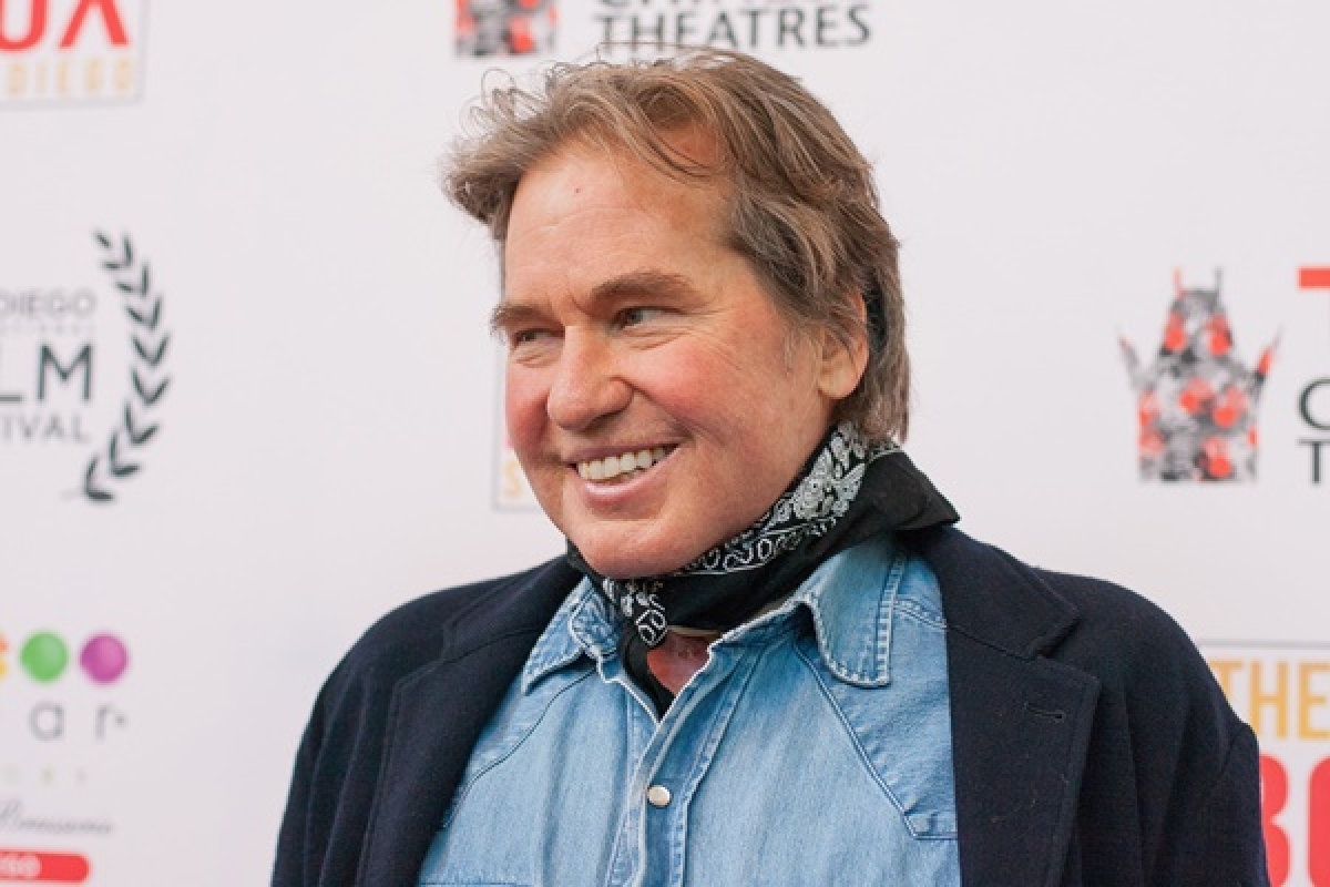 'Batman Forever' star Val Kilmer hasn't dated anyone in 20 years