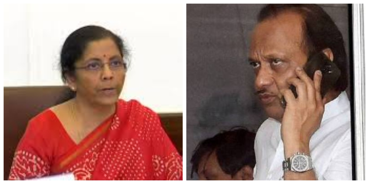 Coronavirus in Maharashtra: DCM Ajit Pawar writes to Nirmala Sitharaman, urges GST waiver on masks, PPE kits and ventilators
