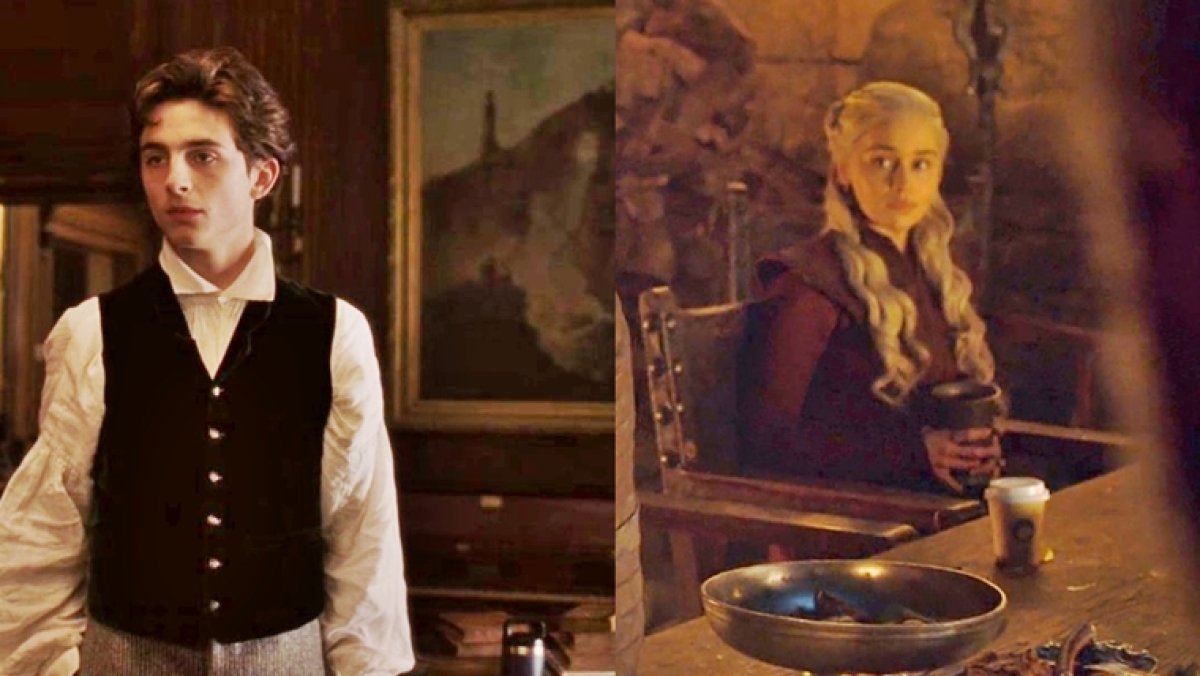 Just like 'GoT' coffee cup, fans notice modern flask in 'Little Women' while re-watching the film amid quarantine