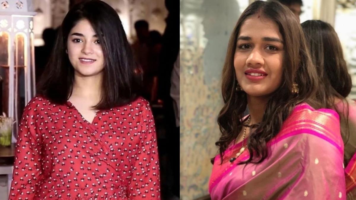 Dangal Dilemma: Zaira Wasim's cryptic tweet hints of a dig at wrestler Babita Phogat