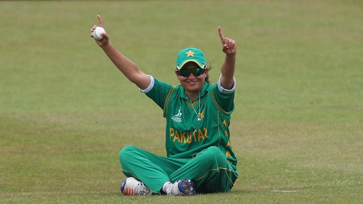 Pakistan women's cricket team's former captain Sana Mir