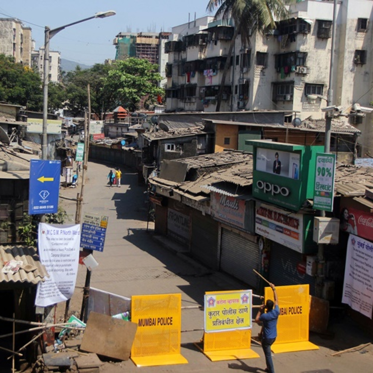 Coronavirus in Mumbai: Full list of COVID-19 containment zones from Colaba in SoBo to Borivali in West and Mulund in East issued by BMC as of May 17