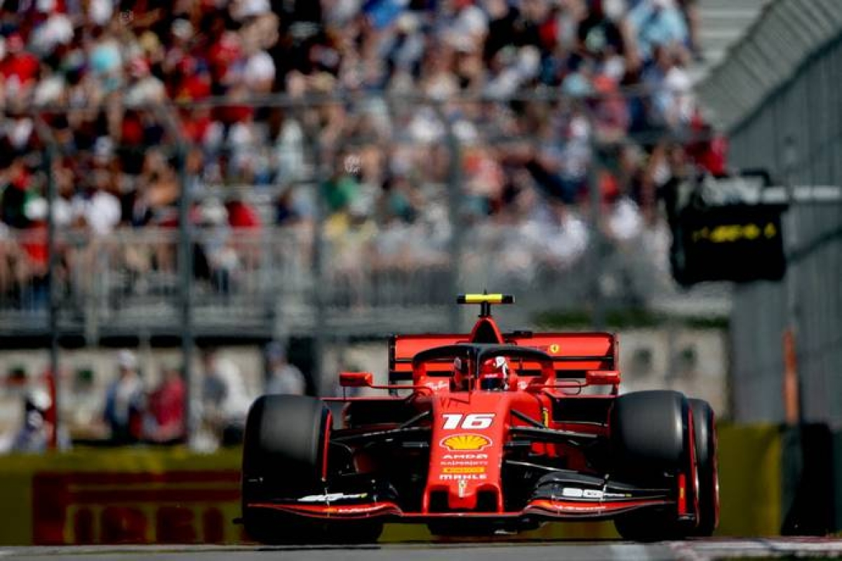 F1 to resume season with Austrian Grand Prix