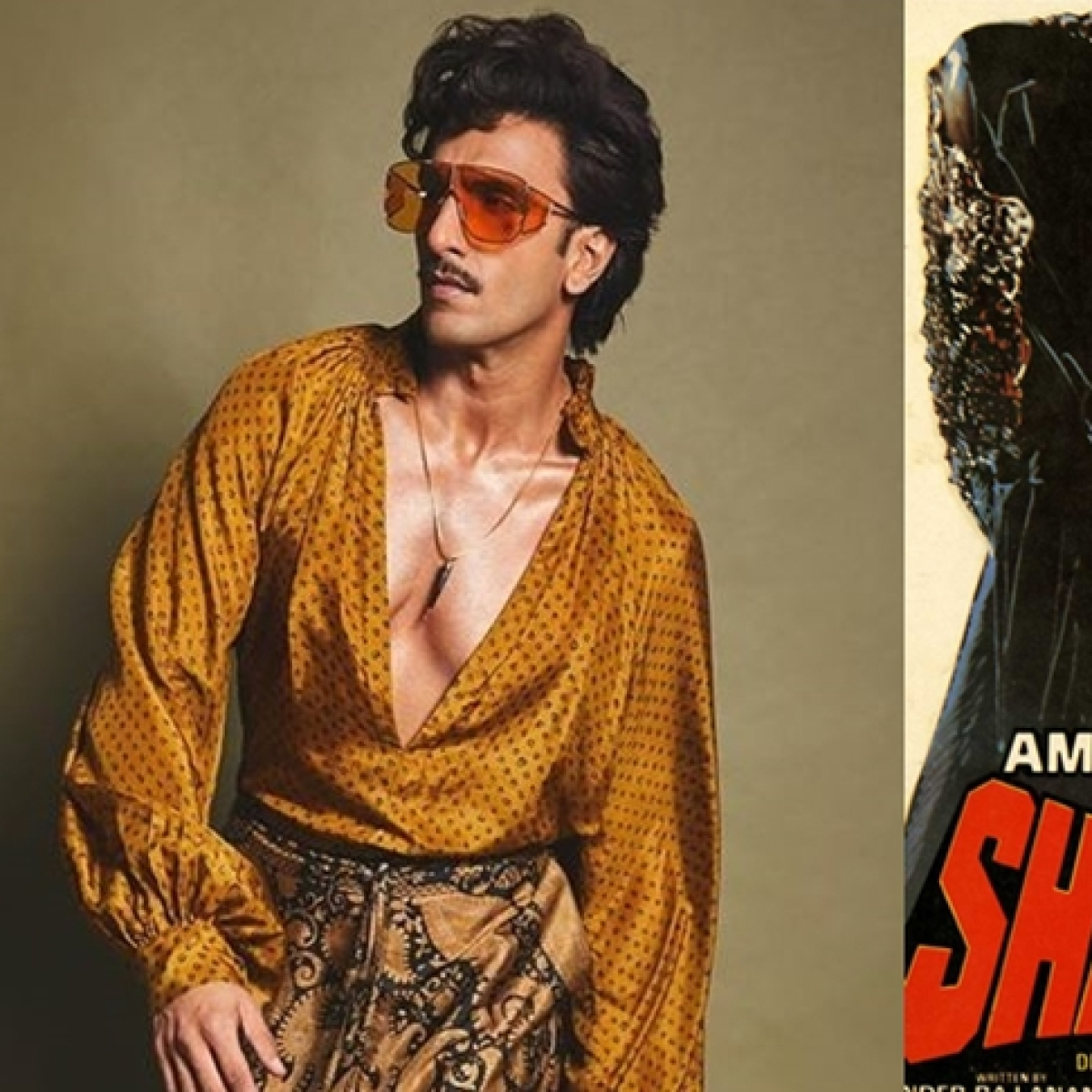 Amitabh Bachchan's 'Shahenshah' remake to feature Ranveer Singh as lead?