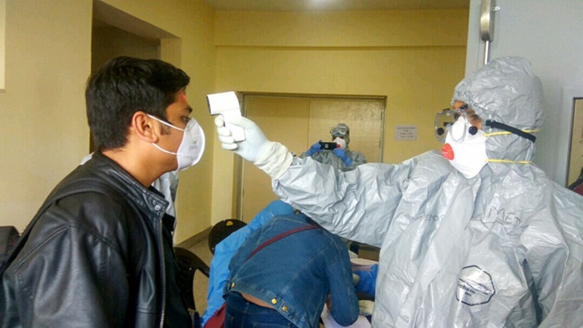 One in 15 coronavirus cases in Delhi is a health care worker: Report