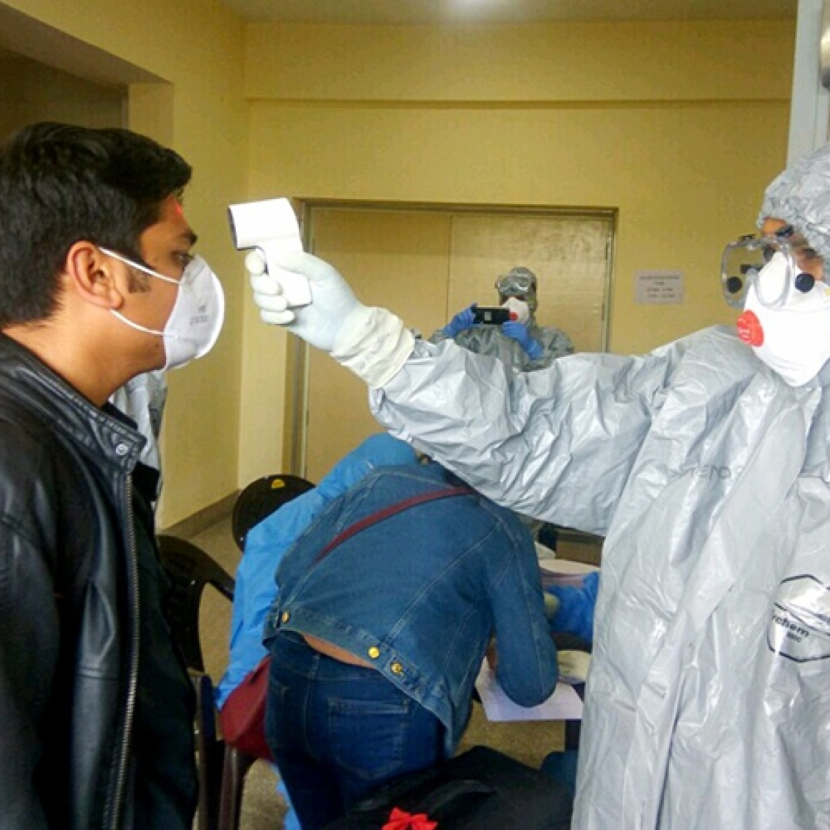 Coronavirus in Mumbai: 52-year-old BMC sanitization worker posted at Dharavi tests positive for COVID-19