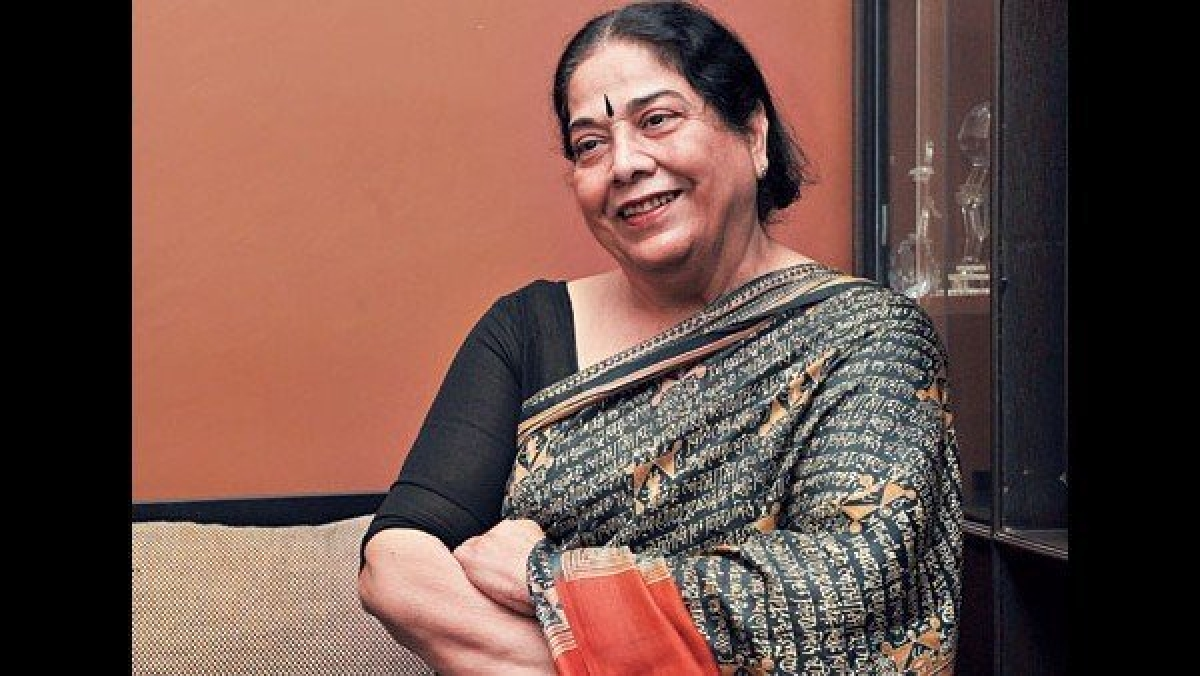 Eminent theatre personality Usha Ganguly died following a heart attack on Thursday at her south Kolkata residence.