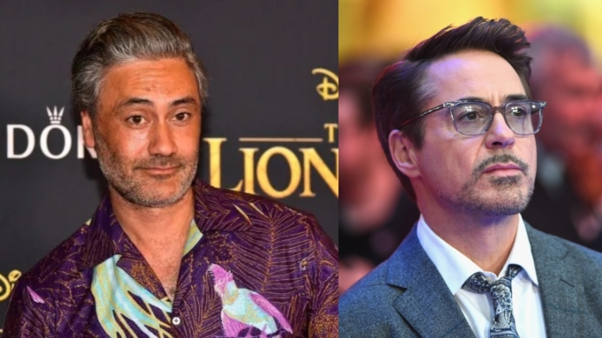 'Graham Norton is going to...': Taika Waititi's wish for Robert Downey Jr has left the internet puzzled
