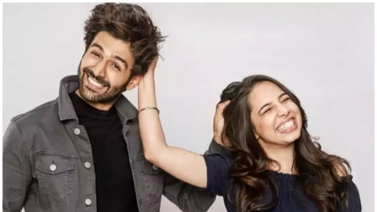 Kartik Aaryan deletes 'roti' video with sister after Sona Mohapatra calls it 'misogynistic content'
