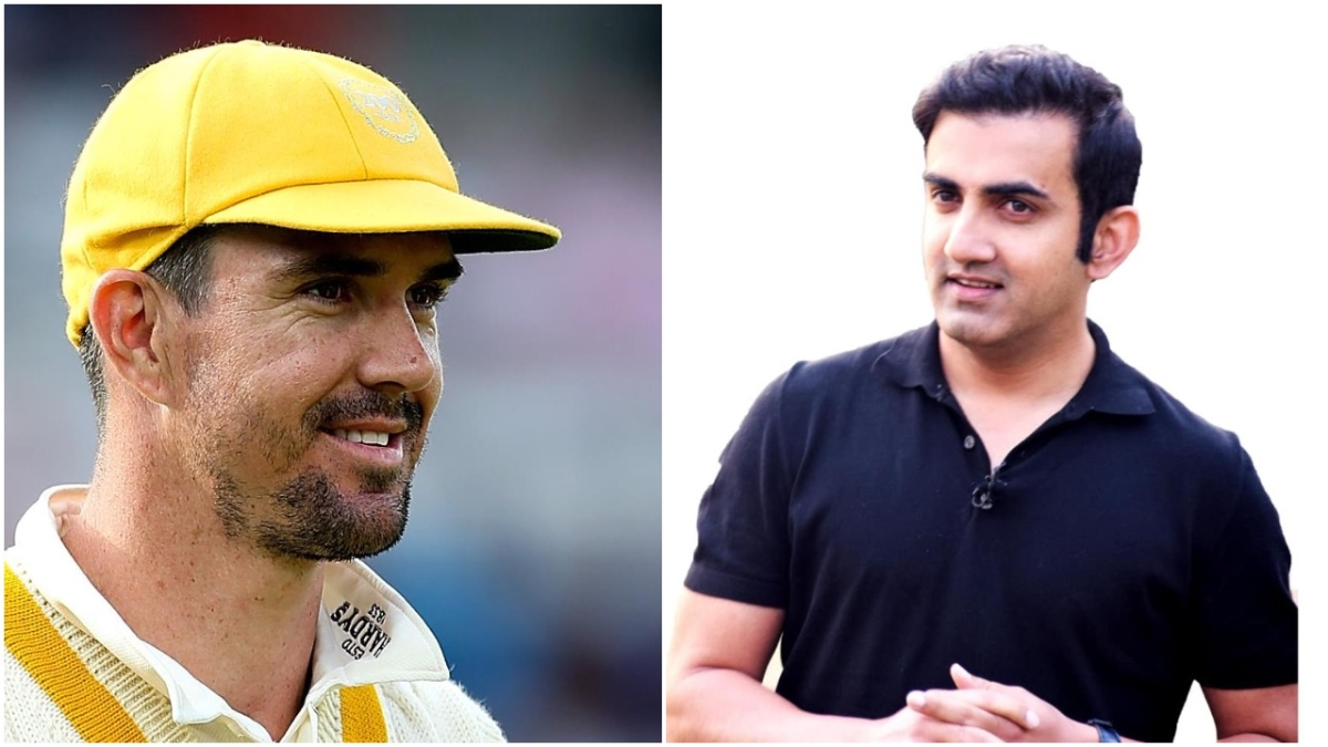 Kevin Pietersen asks whether there is a way for Gautam Gambhir to smile. Ex-opener comes back with savage reply