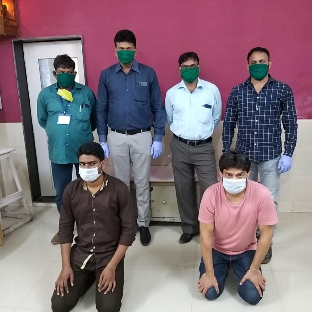 Coronavirus in Mumbai: Masks, hand sanitizers and PPE kits worth more than Rs 1 crore seized in Andheri