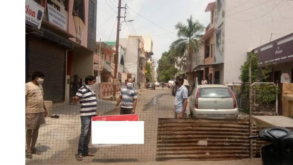 Lockdown in Ratlam