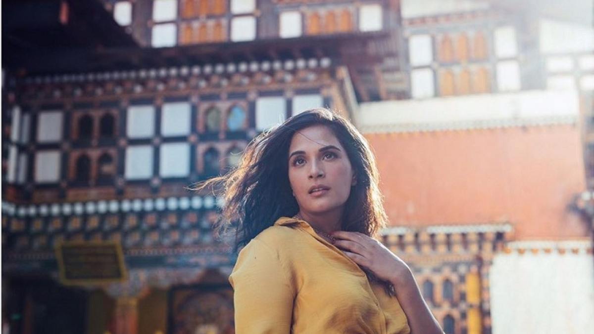 Quarantine Diaries: Richa Chadha signs up for online dance lessons
