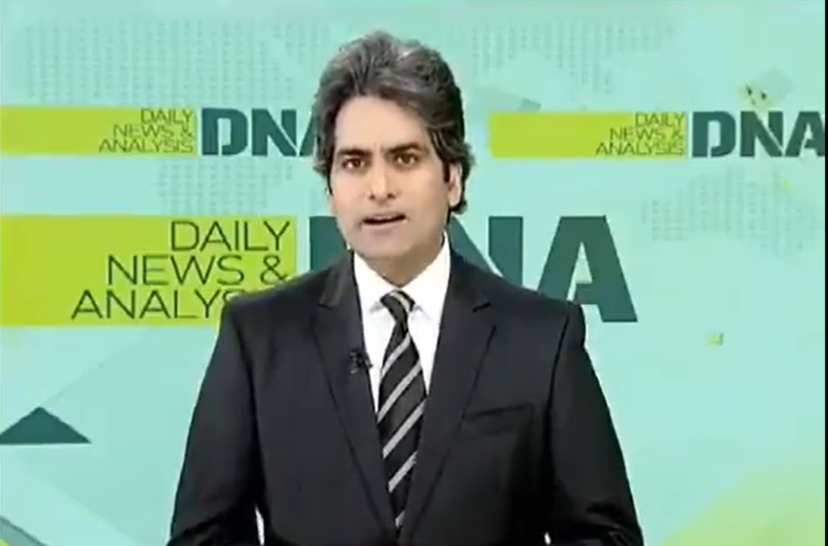 Delhi Police slammed for sharing Sudhir Chaudhary's video, Twitter says you are normalising 'fake news peddler and 'hate monger'