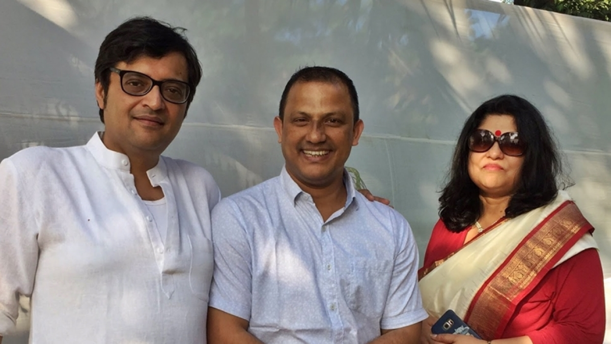 Who is Arnab Goswami's wife Samyabrata Ray? All you need to know about Republic TV editor who was allegedly attacked