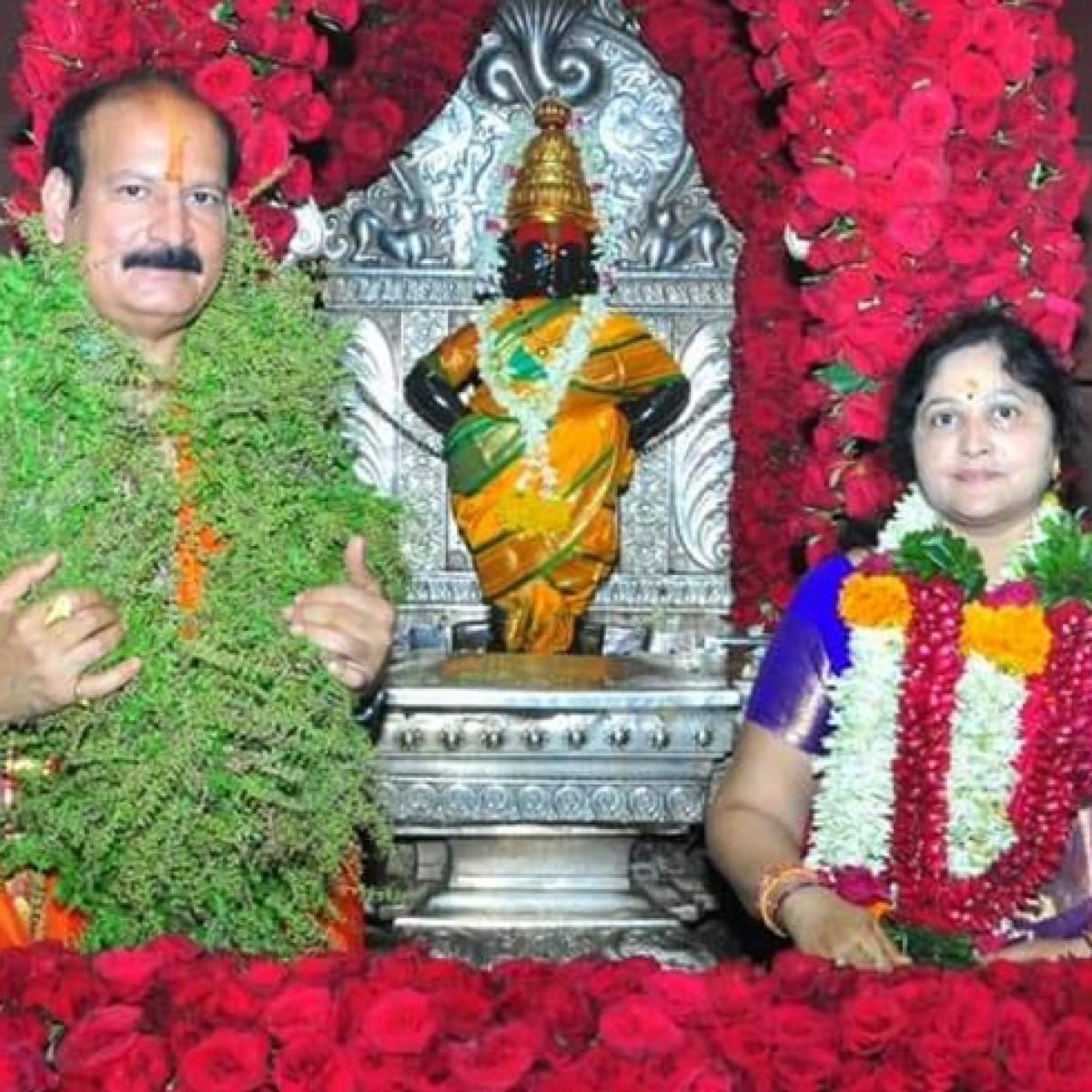 Case filed against BJP MLA for visiting temple amid coronavirus lockdown