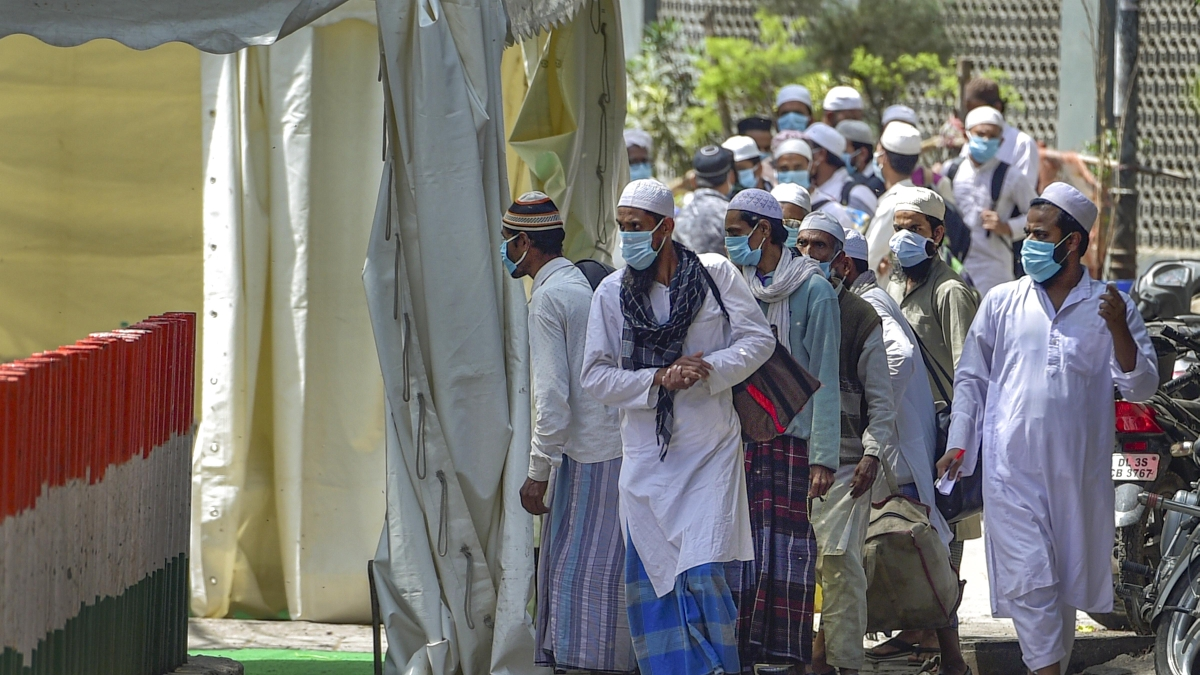 MHA blacklists 2,550 foreign Tablighi Jamaat members; bans entry into India for 10 years
