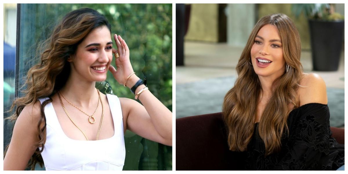 Disha Patani draws inspiration from Sofia Vergara for new video, leaves Tiger Shroff in splits