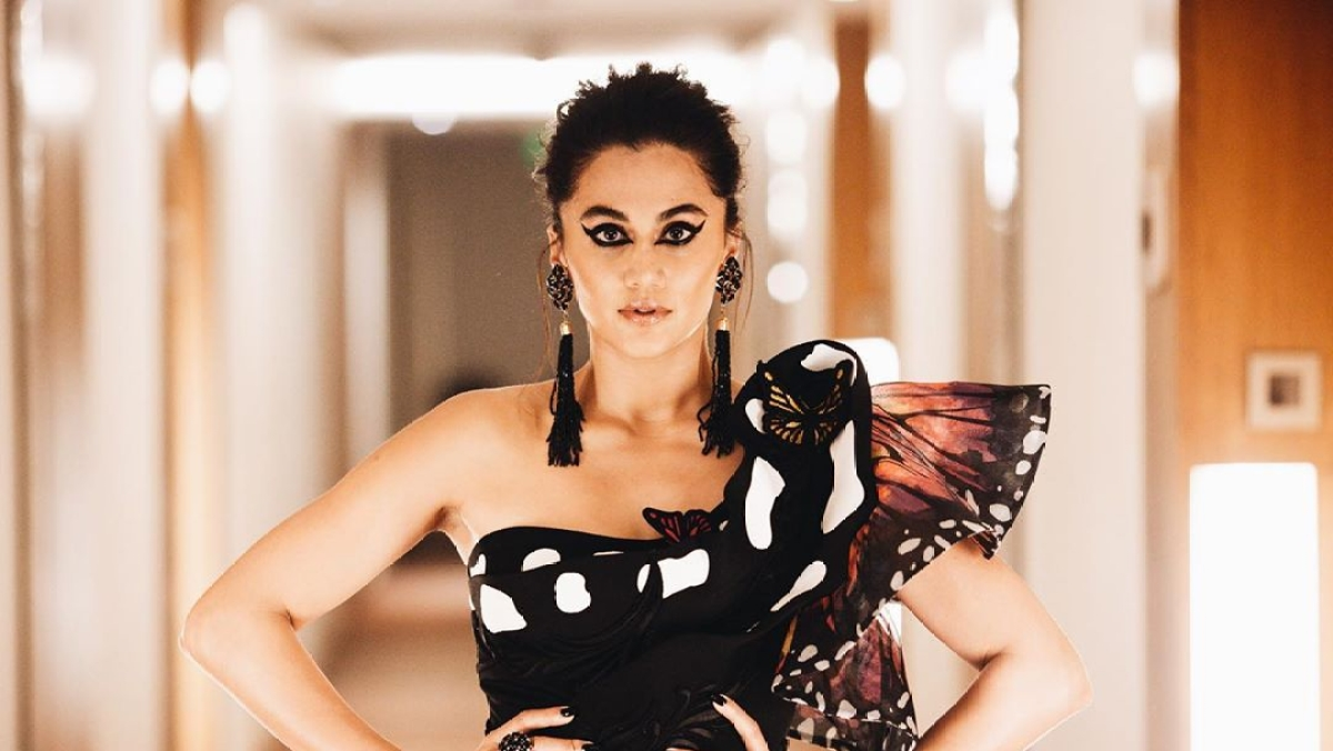 Quarantine Diaries: Taapsee Pannu reminisces about Rome vacation