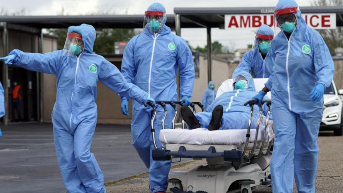 Other infectious diseases close in as Africa focuses on COVID-19
