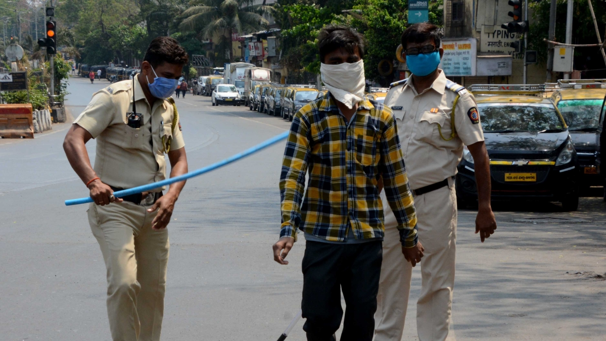 Coronavirus in Mumbai: 62,987 booked for defying lockdown laws in state, 9k in city