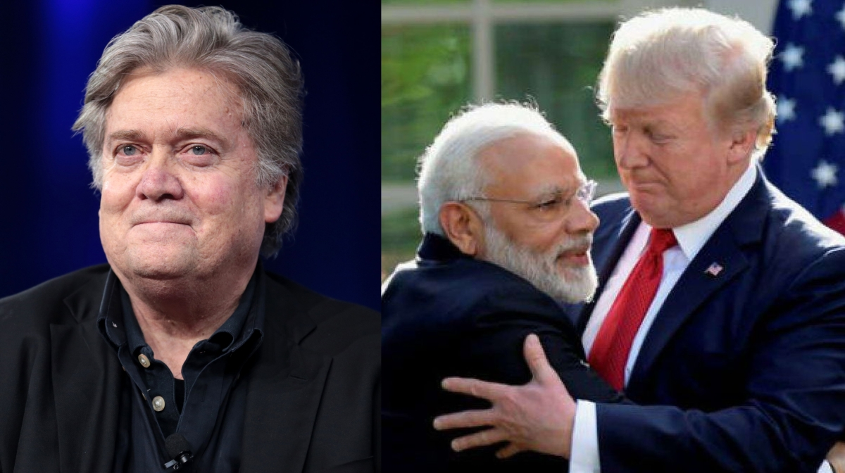 Trump's former White House chief strategist hails PM Modi for standing up to China – who exactly is Steve Bannon?