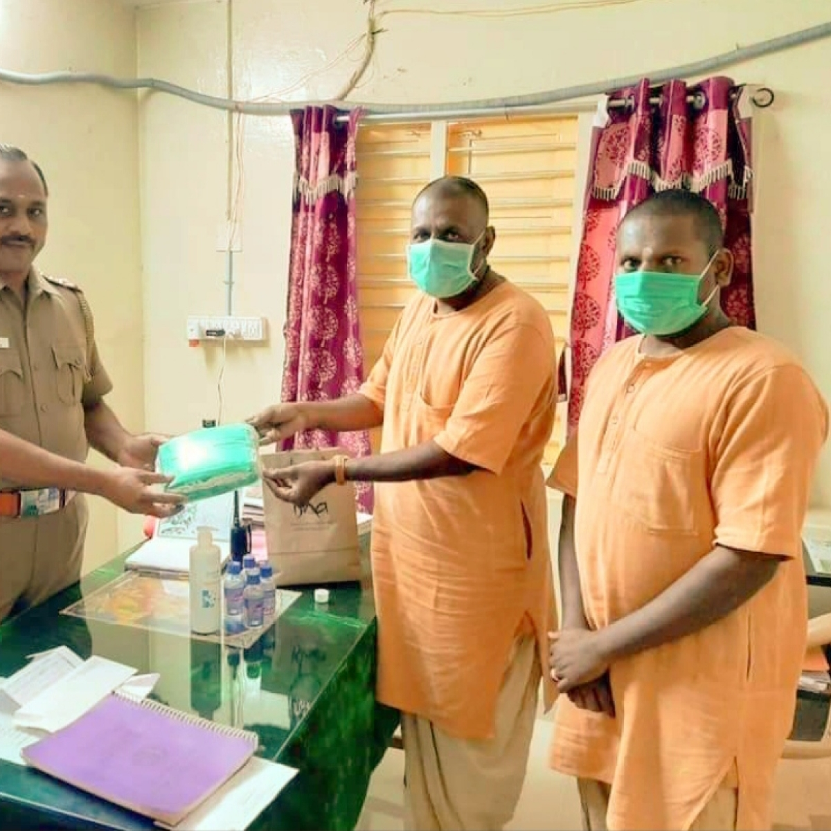 Isha Supports Tamil Nadu Government, Intensifies Outreach To Fight Coronavirus Pandemic