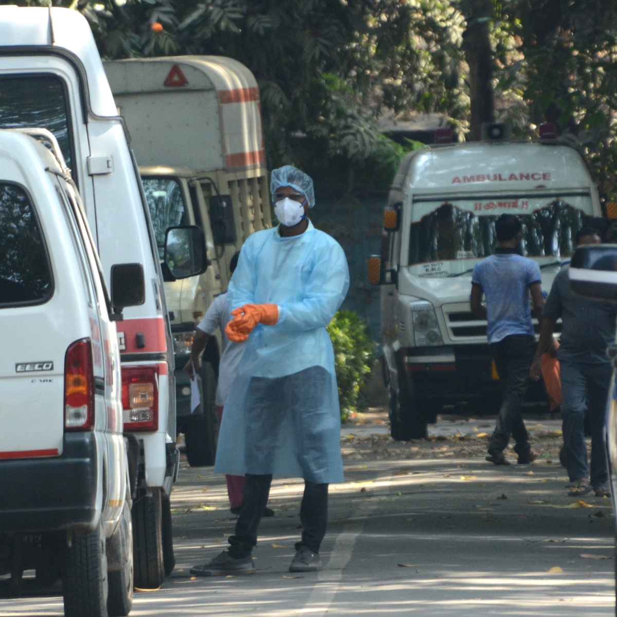Coronavirus Pandemic: Maharashtra vs India – what the numbers tells us so far?