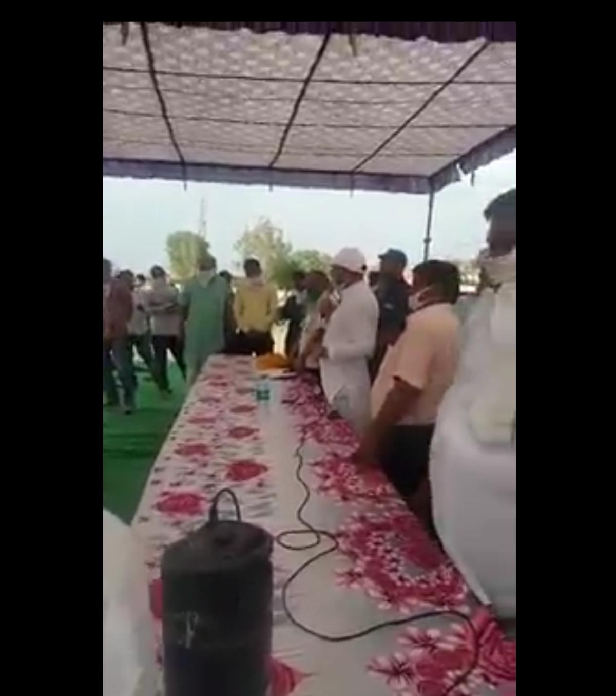 Meet Rajendra Singh Bidhuri – Rajasthan Cong MLA who denied rations to Modi fan
