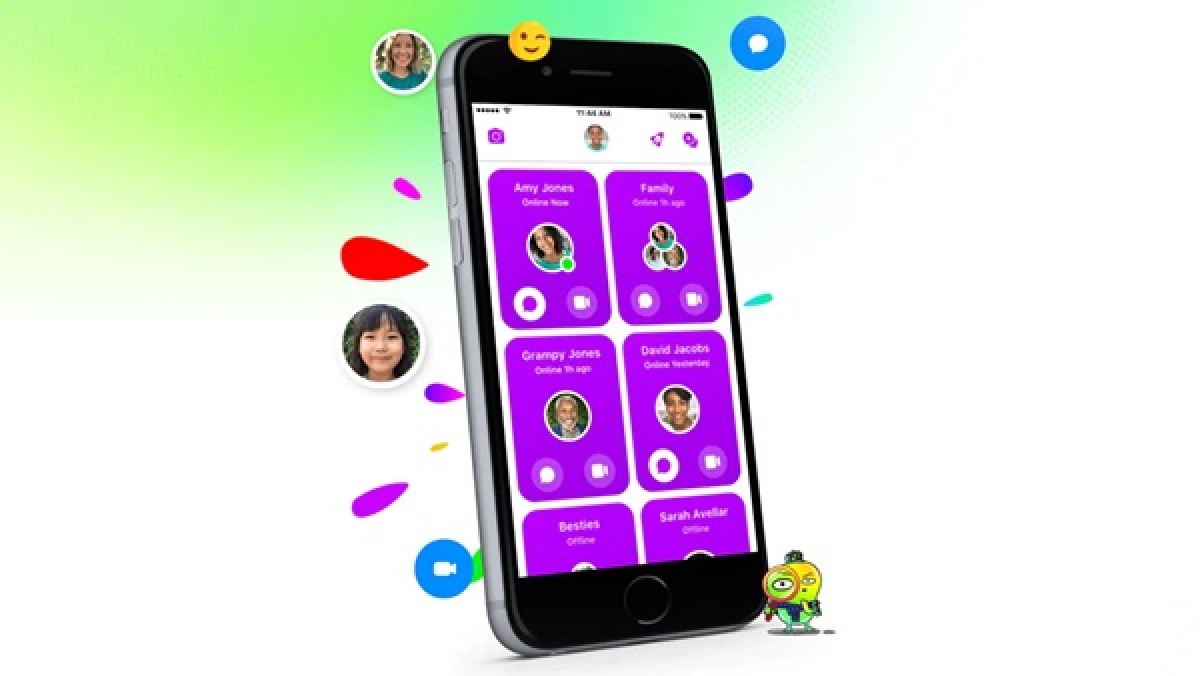 Facebook launches Messenger Kids with more parental control in India