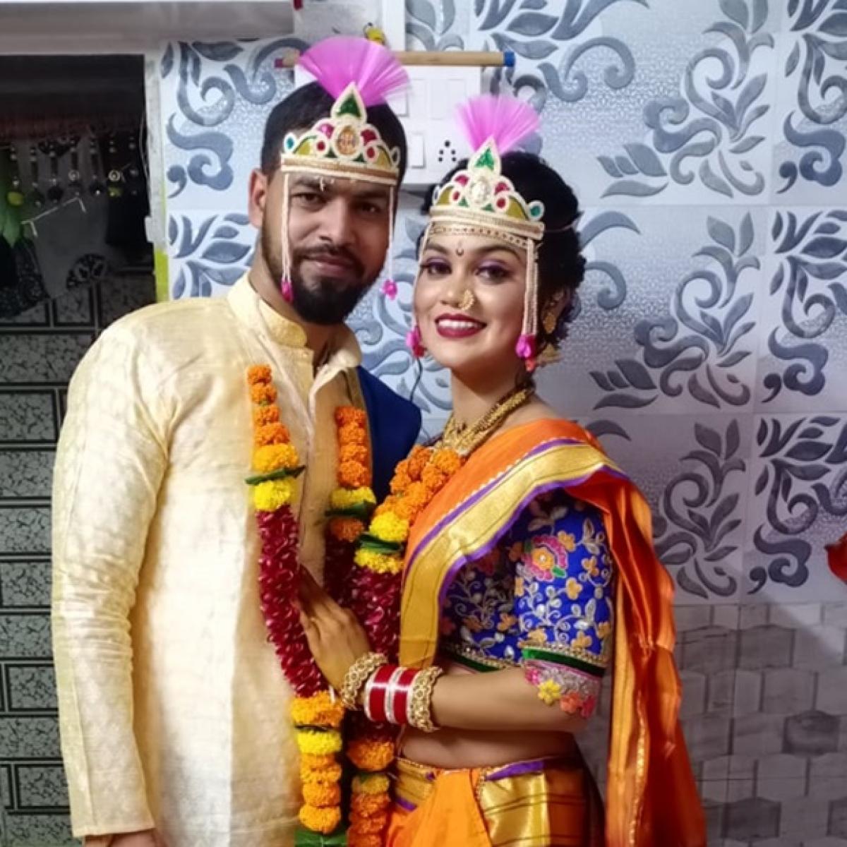 Coronavirus in Mumbai: Wedding bells ring amidst lockdown in Worli
