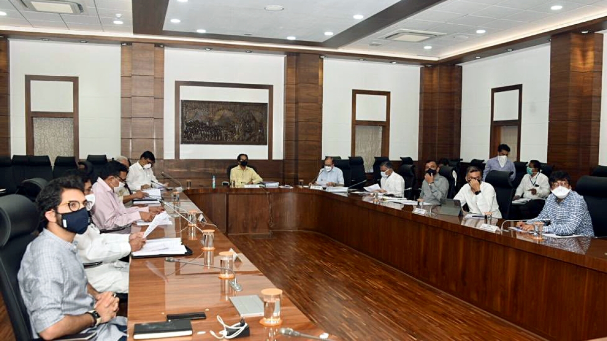 Maharashtra: Once again, cabinet urges Governor to nominate CM to the legislative council