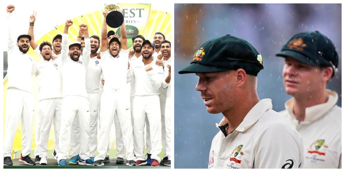 India won in Australia largely due to absence of Warner, Smith: Waqar Younis