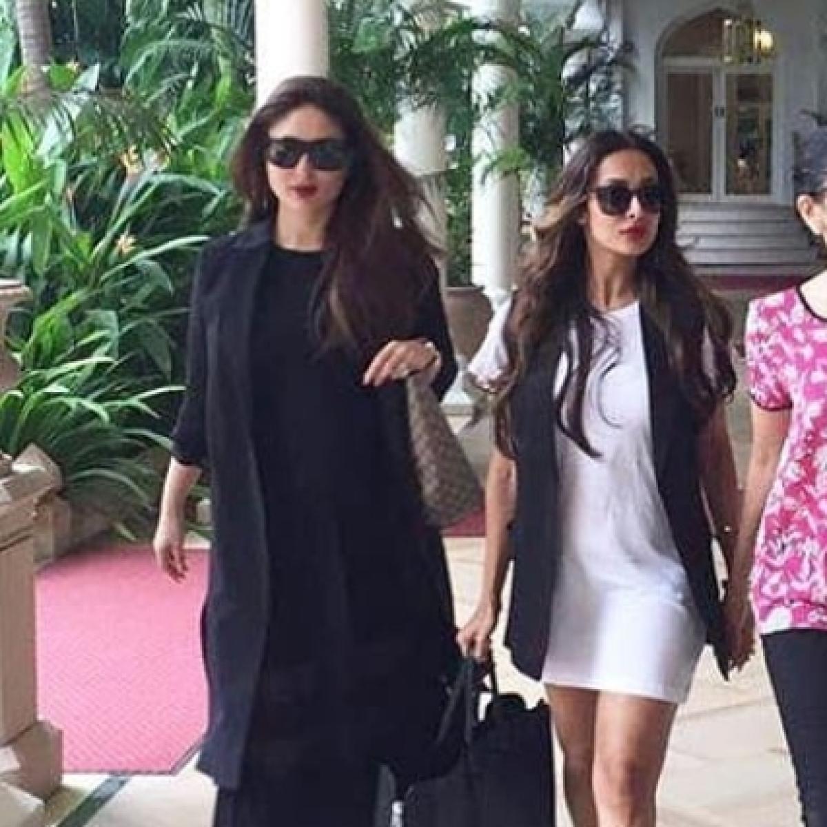 'Everything revolves around food': Malaika Arora on similarities with Kareena Kapoor Khan, Karisma Kapoor