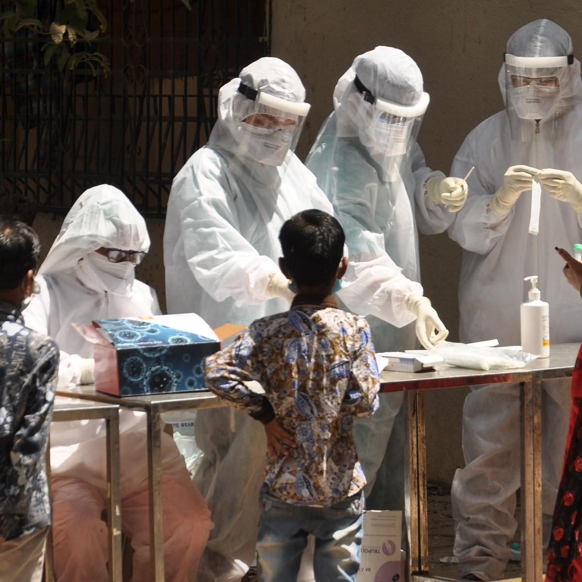 Coronavirus in Navi Mumbai: APMC trader tests COVID-19 positive, fear grips others