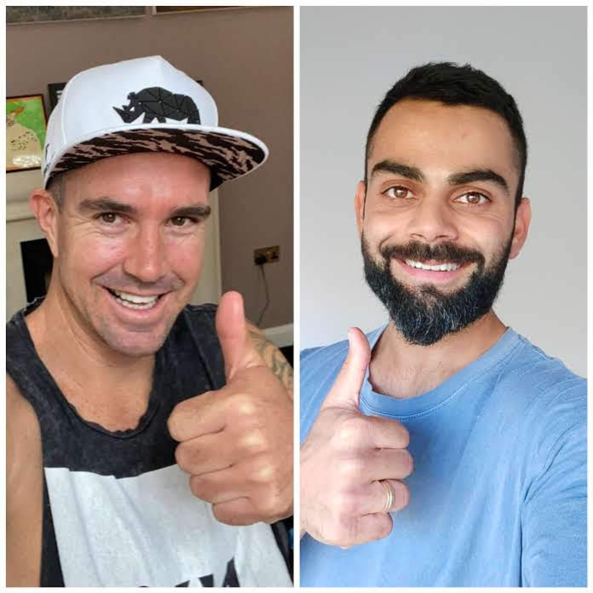 Virat Kohli, Kevin Pietersen to share Instagram live screen space at 7 PM IST