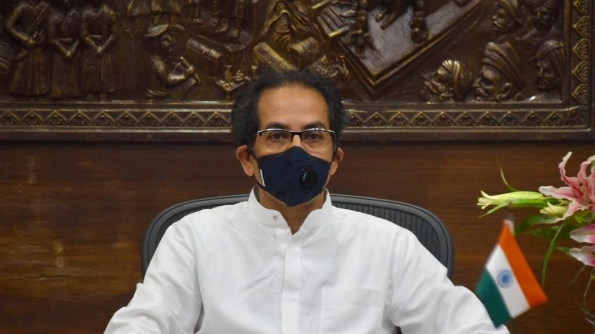 Maha CM Uddhav Thackeray counters BJP, asks to look at other states before criticising MVA
