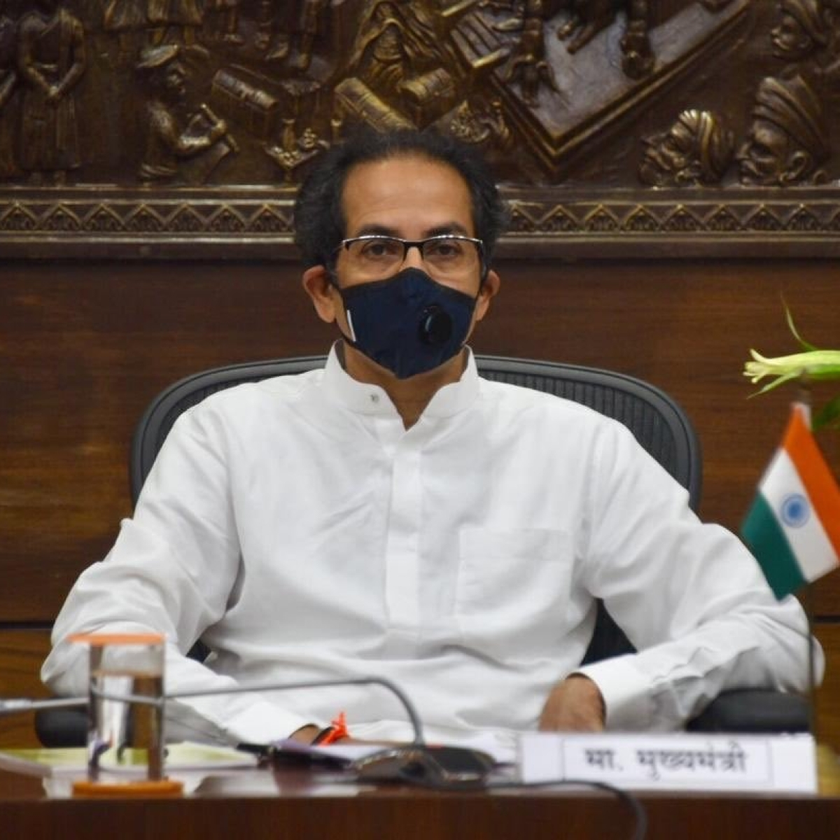 Tiger roars: Chief Minister Uddhav Thackeray opposes gauge conversion work