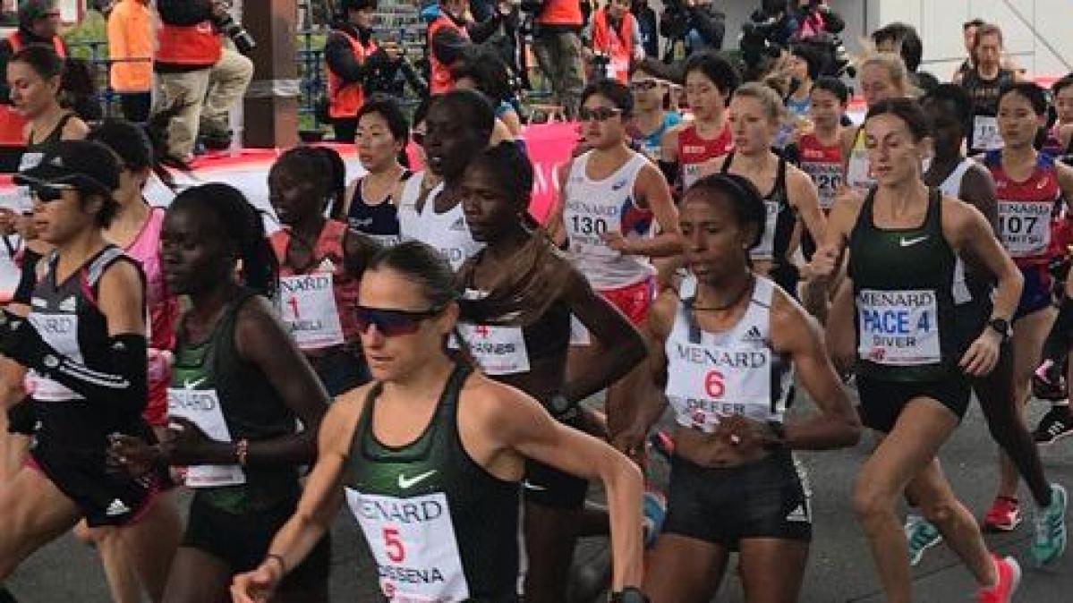 Nagoya Women's Marathon