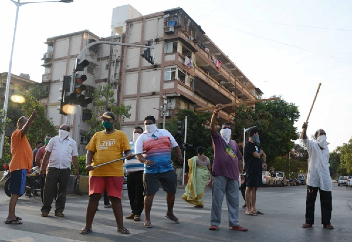 The Mahim youth have acted like local vigilantes